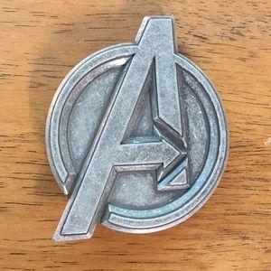 💗Host Pick💗Marvel avengers metal belt buckle men